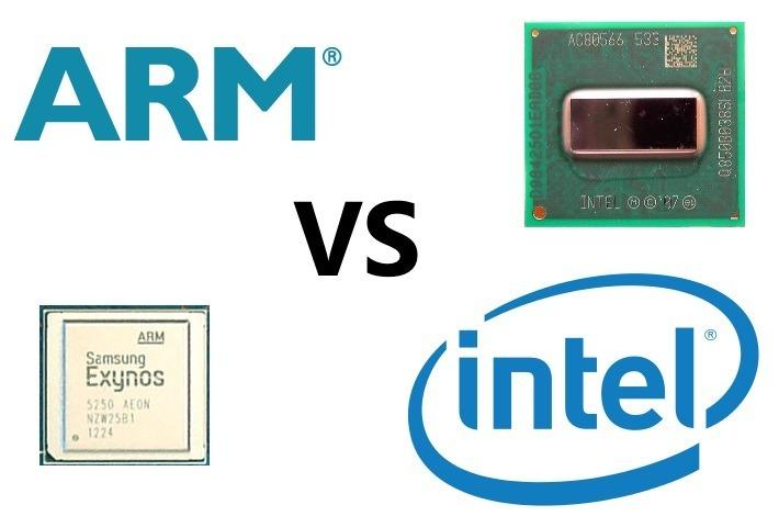 تفاوت بین پردازنده های ARM و X86 در اندروید