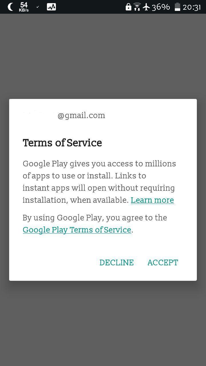 نصب یک نرم افزار پولی از طریق Play Store اندروید