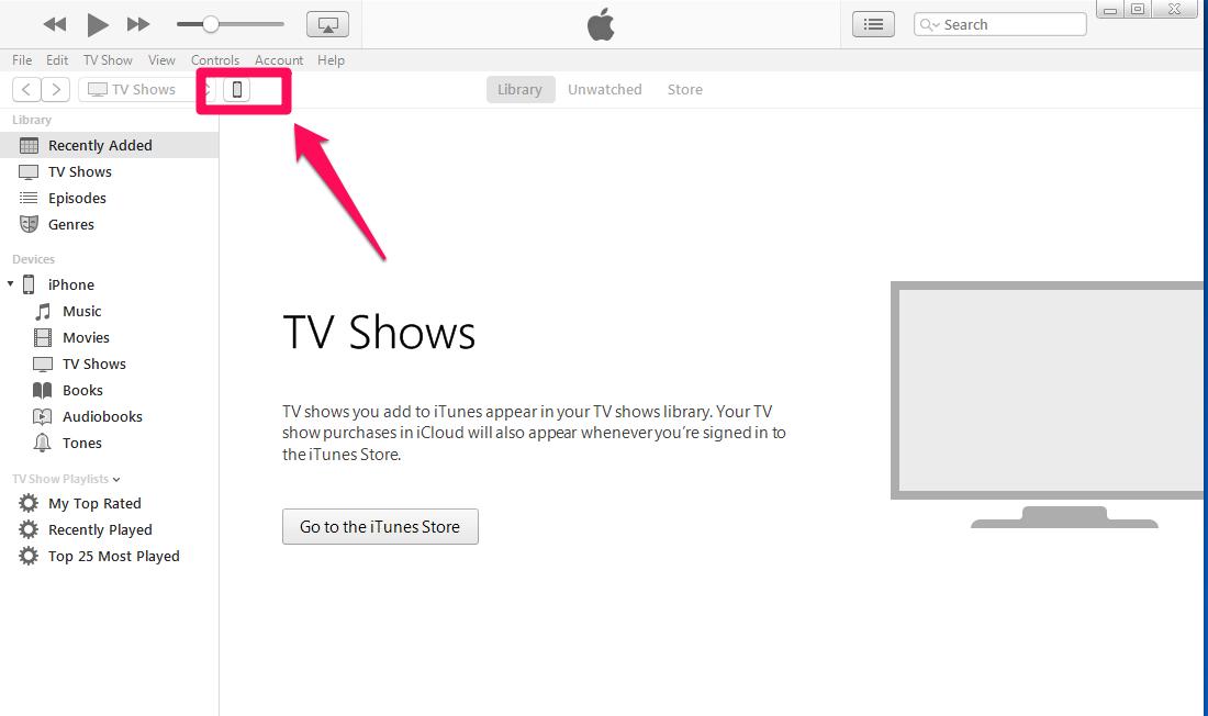 1 1 - آموزش وصل کردن آیفون و آیپد به آیتونز Connect iPhone to iTunes