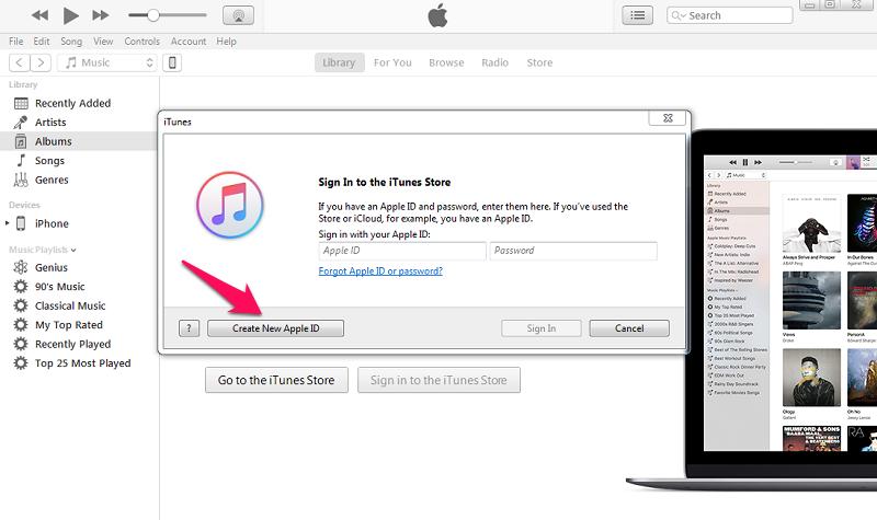 3 1 - آموزش ساخت اپل آیدی برای کاربران ایرانی Create Apple ID