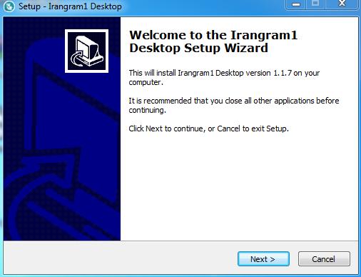 3 2 - دانلود رایگان و آموزش ایرانگرام برای کامپیوتر IranGram PC