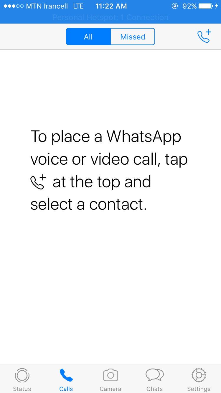 5 17 - دانلود واتس اپ برای آیفون و آیپد WhatsApp For ios