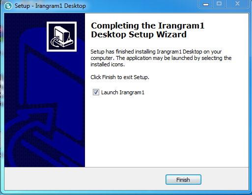 9 2 - دانلود رایگان و آموزش ایرانگرام برای کامپیوتر IranGram PC