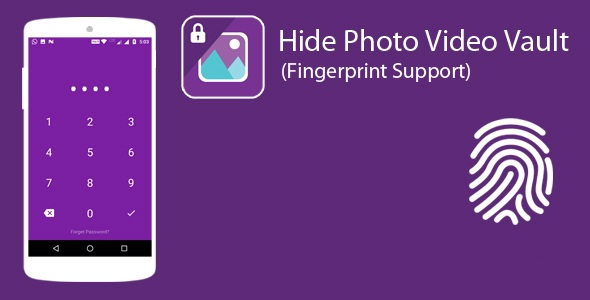 Hide Photos & Videos