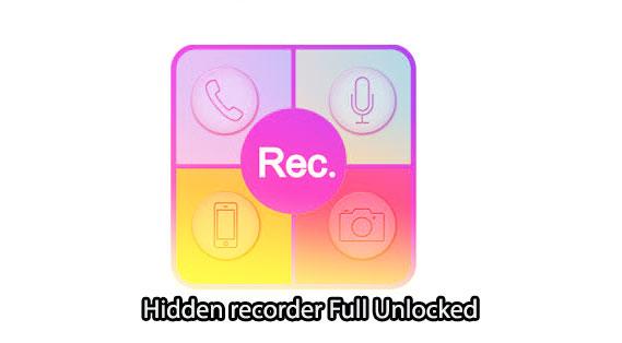 Hidden Recorder