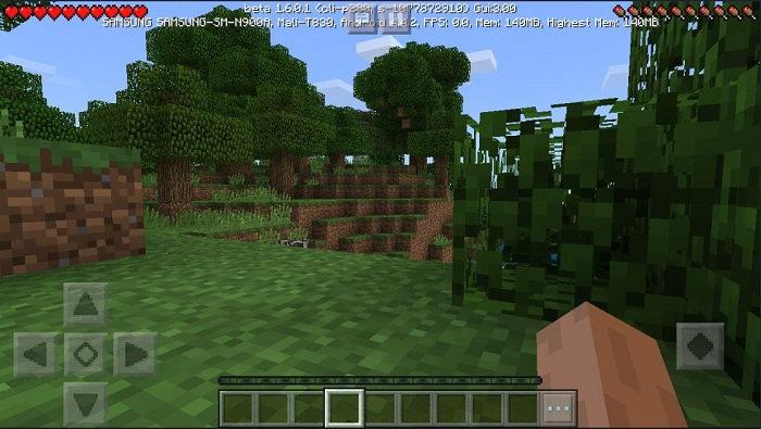 2 35 - دانلود بازی ماینکرافت برای آیفون و آیپد Minecraft For ios