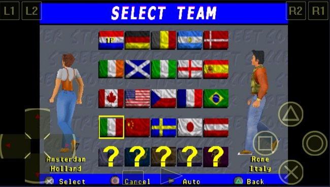 8 5 - دانلود بازی فوتبال فیفا استریت برای کامپیوتر FIFA Streat PC
