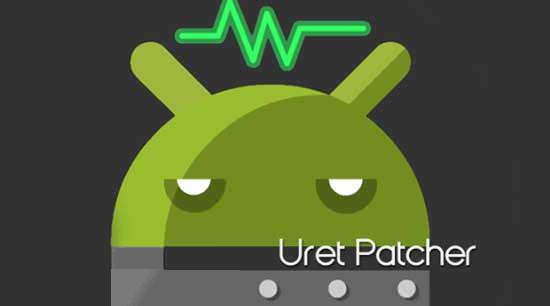 دانلود ابزار حذف محدودیت ها و کرک اپلیکیشن ها Uret Patcher برای اندروید