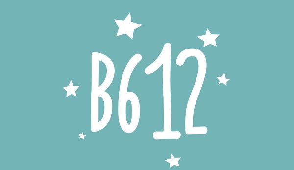اپلیکیشن گرفتن عکس سلفی B612