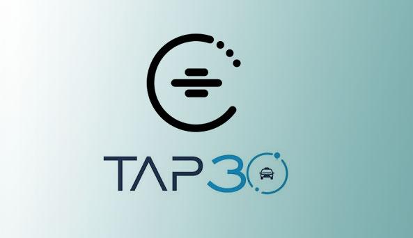 تپسی Tap30 برای آیفون