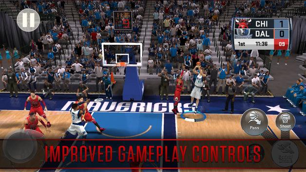 1 22 - دانلود رایگان بازی بسکتبال NBA 2K18 برای آیفون و آیپد ios