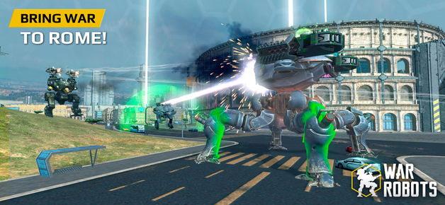 1 5 - دانلود بازی جنگ تن به تن رباتها War Robots برای آیفون و آیپد ios