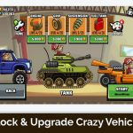 دانلود نسخه ی 2 بازی بسیار جالب و سرگرم کننده Hill Climb Racing 2 برای اندروید