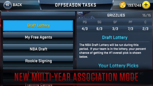 2 21 - دانلود رایگان بازی بسکتبال NBA 2K18 برای آیفون و آیپد ios