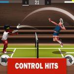 دانلود بازی بسیار زیبای Badminton League برای اندروید + مود