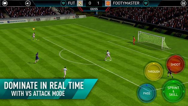 3 24 - دانلود بازی فوتبال فیفا 18 برای آیفون و آیپد FIFA 18 ios