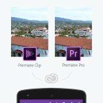 دانلود نرم افزار ساخت و ویرایش کلیپ های ویدیوئی Adobe Premiere Rush اندروید