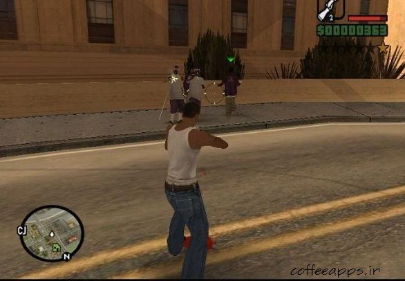 4 34 - دانلود رایگان بازی جی تی ای 5 برای کامپیوتر Gta 5 San Andreas PC