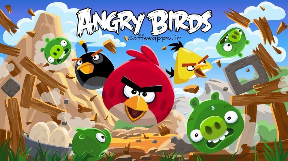 Angry Birds Classic برای اندروید
