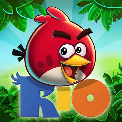 دانلود بازی بسیار محبوب و هیجان انگیز Angry Birds Rio برای اندروید