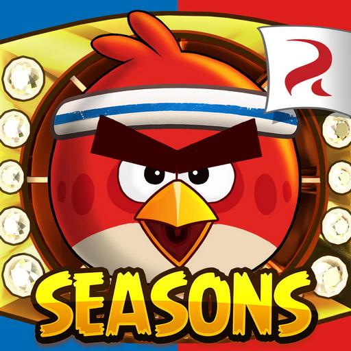 دانلود بازی بسیار زیبا و پرهیجان Angry Birds Seasons برای اندروید