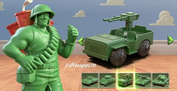 Army Men Strike Ios