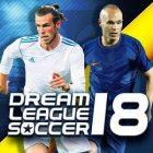 دانلود بازی فوتبال دریم لیگ Dream League Soccer 2018 برای اندروید + مود