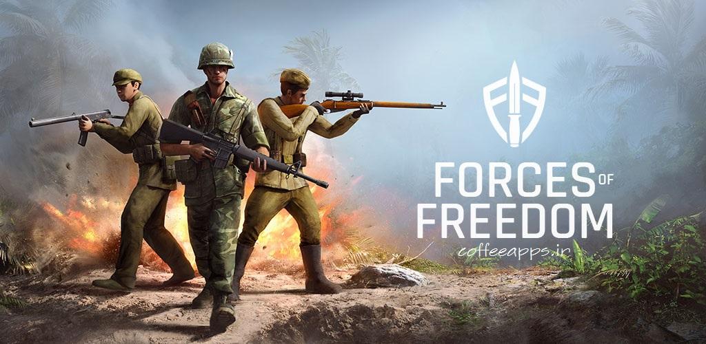 دانلود بازی انلاین و هیجان انگیز (Forest Freedom(Early Access برای اندروید
