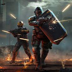 دانلود بازی فوق العاده زیبا Modern Combat 5 برای آیفون و آیپد ios