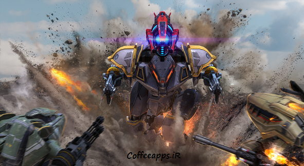War Robots برای آیفون