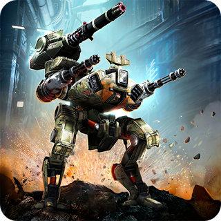 دانلود بازی جنگ تن به تن رباتها War Robots برای آیفون و آیپد