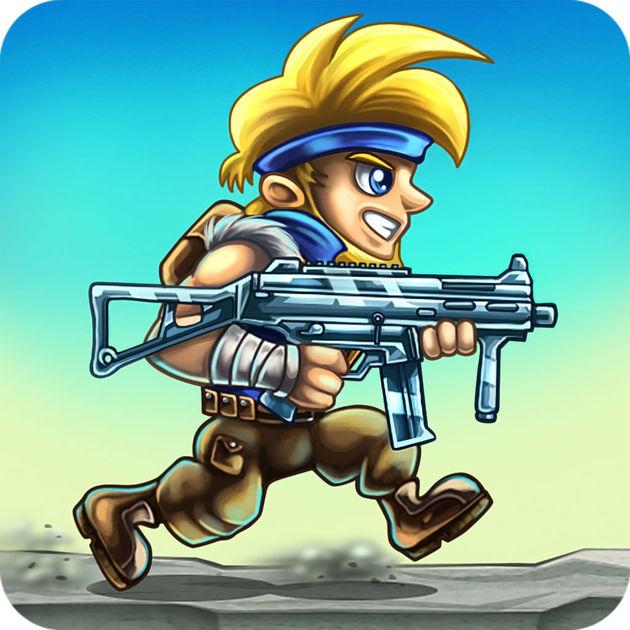 دانلود بازی هیجان انگیز فانتزی Metal Soldiers برای اندروید