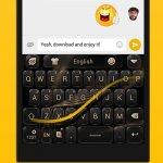 دانلود کیبورد بسیار زیبا و محبوب GO Keyboard PRIME برای اندروید
