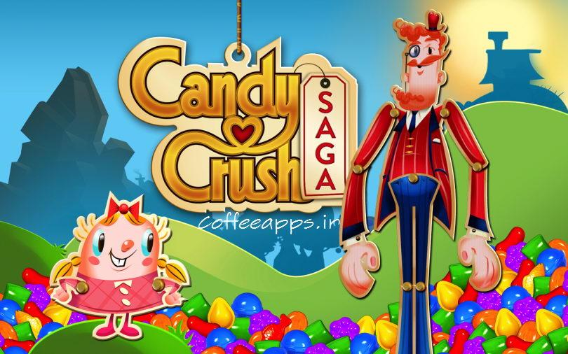 Candy Crush Saga برای اندروید