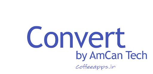 Converter برای اندروید
