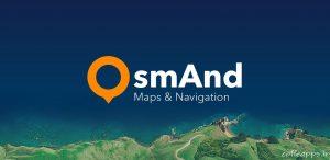 دانلود مسیریاب افلاین OsmAnd+ Maps & GPS Navigation برای اندروید
