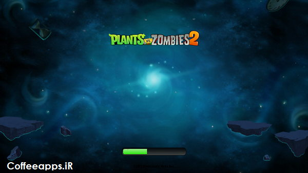 Plants vs Zambies 2 برای آیفون