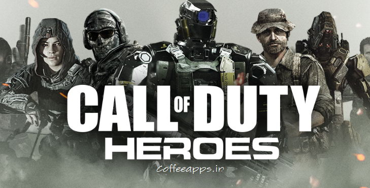 Call of Duty Heroes برای اندروید