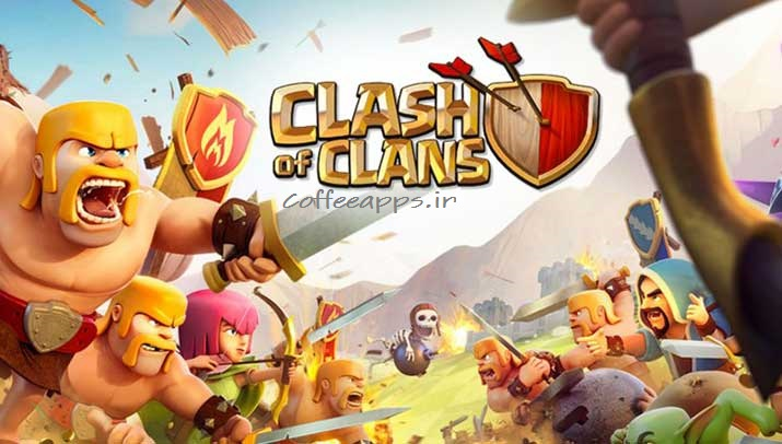 Clash Of Clans برای اندروید