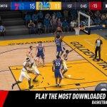 دانلود بازی بسکتبال جذاب NBA LIVE Mobile Basketball برای اندروید