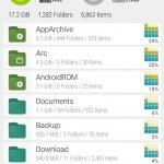 دانلود اپلیکیشن مدیریت فایل FX File Explorer برای اندروید