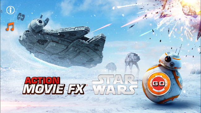 Action Movie FX برای آیفون