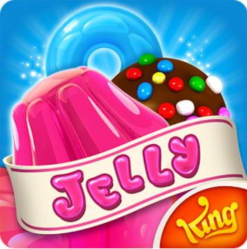 دانلود بازی سرگرم کننده Candy Crush Jelly Saga برای اندروید + مود