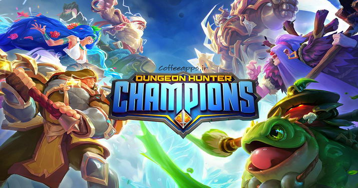Dungeon Hunter Champions برای اندروید