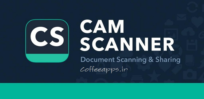 camscanner poster - دانلود اپلیکیشن اسکنر CamScanner - PDF Creator,Fax همراه با اموزش