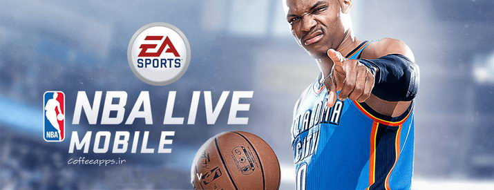 NBA LIVE Mobile Basketball برای اندروید