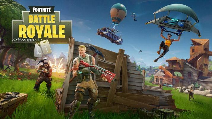 Fortnite Battle Royale برای اندروید