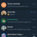 دانلود آپدیت تلگرام ایکس Telegram X برای اندروید