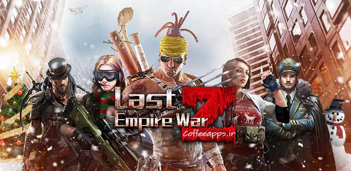Last Empire برای اندروید