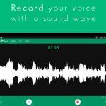 Parrot – Voice Recorder برای اندروید